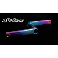eeWings All Road Crank Assembly - 172.5mm LE Tie Dye (BAI0046TD)