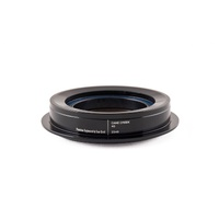 Bottom Convert 40-Series ZeroStack 49mm 1.5in to 1-1/8in Crown Race ZS49/30 Black (BAA0088K)