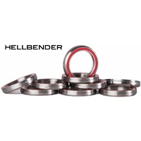 HD-Series ITALIAN IS42 HELLBENDER Stainless Steel Cartridge Bearing (EACH) (BAA1058)