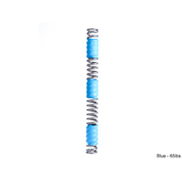 HELM COIL - MAIN SPRING - 65LBS/IN - BLUE (AAG0426)