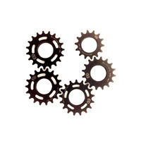 DICE Track Cog 1/8in x 17T BLACK