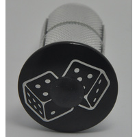 Dice Top Cap & Expander for Carbon Forks