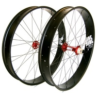 Dice Ollie Wheel Front 150mm Red Hub