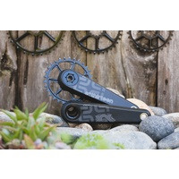 Crank Arms XCX Race Carbon Road | 172.5x68mm | no BB, no ring | w/Self Extractor (CS4XRA-101)