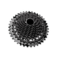 XCX Plus Cassette 9-39t 11spd Black (FW2XPA-101)