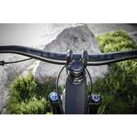 Base 35 Handlebar | 800mm Wide | 20mm Rise | 9/5 Sweep | Black (HA1USA-100)