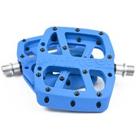 Pedal Base Flat Composite Body 22 Pins | Blue (PD2USA-102) (CTN10)