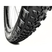TRS Race Semi-Slick Tire | Trail | 27.5in | 2.35 | 72tpi | Single Ply Aramid Reinforced | Race Compound (TR2TRA-102) (CTN10)