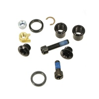 Guide Spare Bolt Kit LS1 Plus 2010 incl ISCG bolts/spacers Black (ZBKT.LS1+)