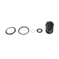 Hub Spare Freehub Body Kit Shim MTB 6 Deg Black (HBF.UNV-6D.K)