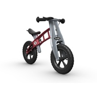 FirstBIKE Cross RED WITH BRAKE (L2004)