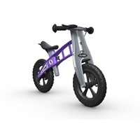 FirstBIKE Cross VIOLET WITH BRAKE
