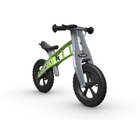FirstBIKE Cross GREEN WITH BRAKE (L2026)