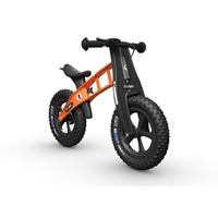 FirstBIKE FAT Cross ORANGE WITH BRAKE (L2031)