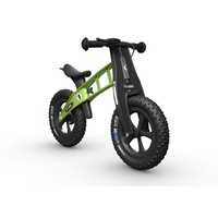 FirstBIKE FAT Cross GREEN WITH BRAKE