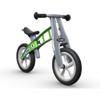 FirstBIKE Basic GREEN NO BRAKE (L1006PU)