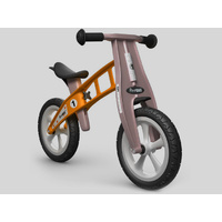 FirstBIKE Basic ORANGE NO BRAKE
