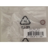 Washer M6 CP Washer for saddle bolts