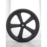 Wheel Front OR Rear NO BRAKE - Black