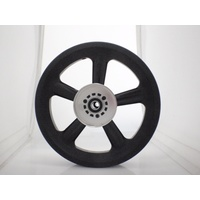 Wheel Rear Black FOR Drum Brake (Not incl.)
