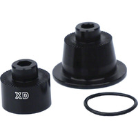 SRC/SRX Rear Hub Qr XD End Cap Kit (281-31519-K006)