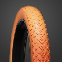 Vee Tire Tyre Mission Command FAT 24 x 4.0 Folding 120TPI  ORANGE (B32164)