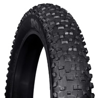 Vee Tire Tyre Snowshoe XL FAT 26 x 4.8 Folding 120TPI  BLACK (B37503)