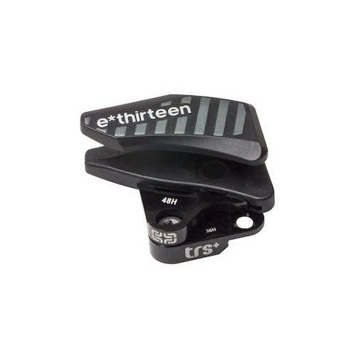 Chain Guide Direct High Mount 28t-38t with Compact Slider e*thirteen TRS Black