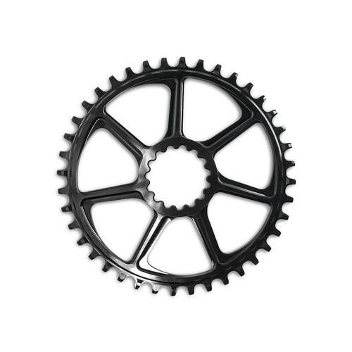 Chain Ring XCX Ultralight Guide Ring Direct BOOST 10/11/12Spd 30T Black (CR3UNA-106) (CTN20)