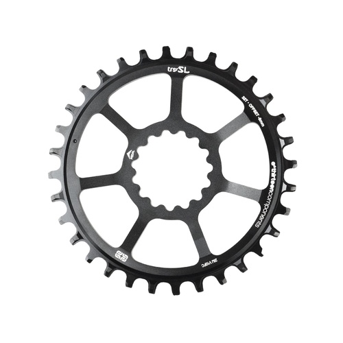 Chainring SL Guidering | Direct Mount | 28T | Std/Boost Adj | 10/11/12s Compat (CR3UNA-100) (CTN20)