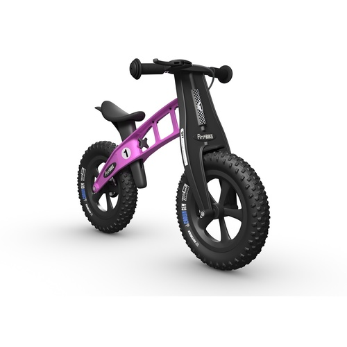 FirstBIKE FAT Cross PINK WITH BRAKE (L2029)