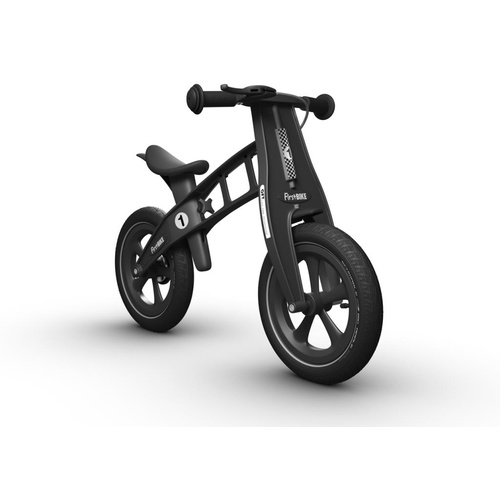 FirstBIKE Limited Edition BLACK WITH BRAKE