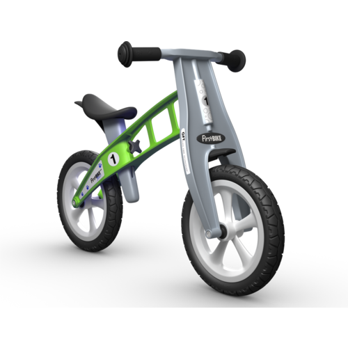 FirstBIKE Basic GREEN NO BRAKE