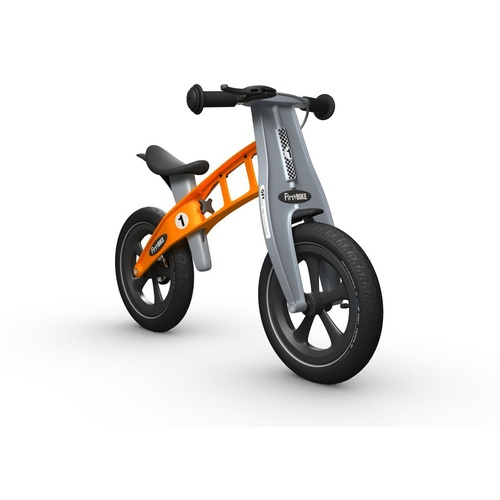 FirstBIKE Racing ORANGE WITH BRAKE